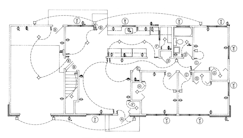 Electrician Diploma Students: Reading Architectural Layouts