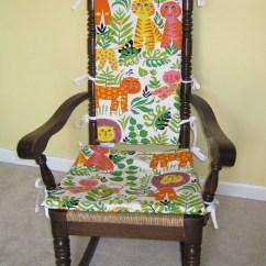 Glider Rocking Chair Cushion Pattern Black Farmhouse Chairs Plans To Build Pdf