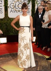Rashida Jones in Fausto Puglisi