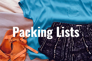 Packing Lists