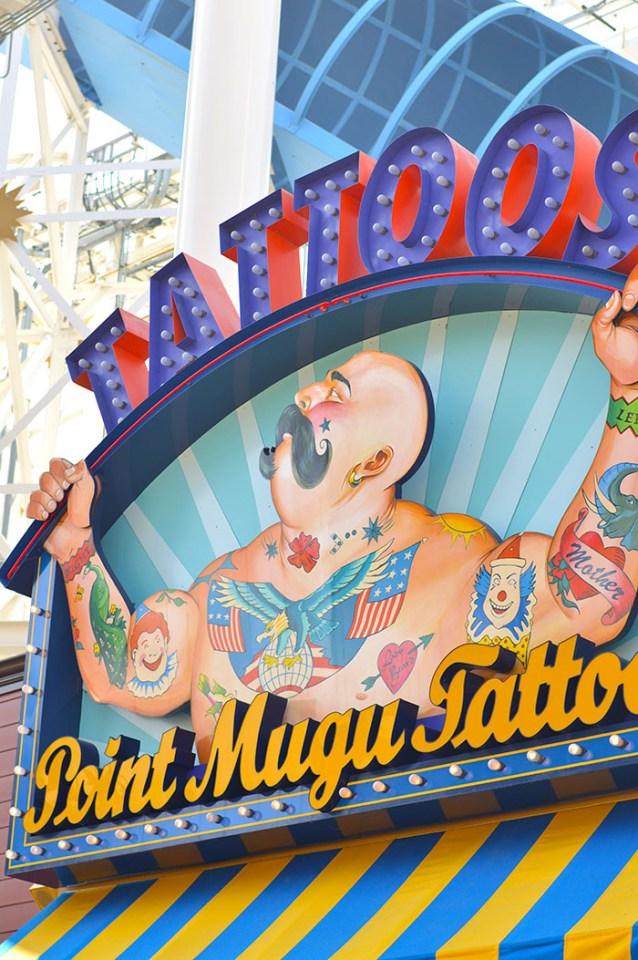 Point Mugu Tattoo CA Adventure // Nattie on the Road