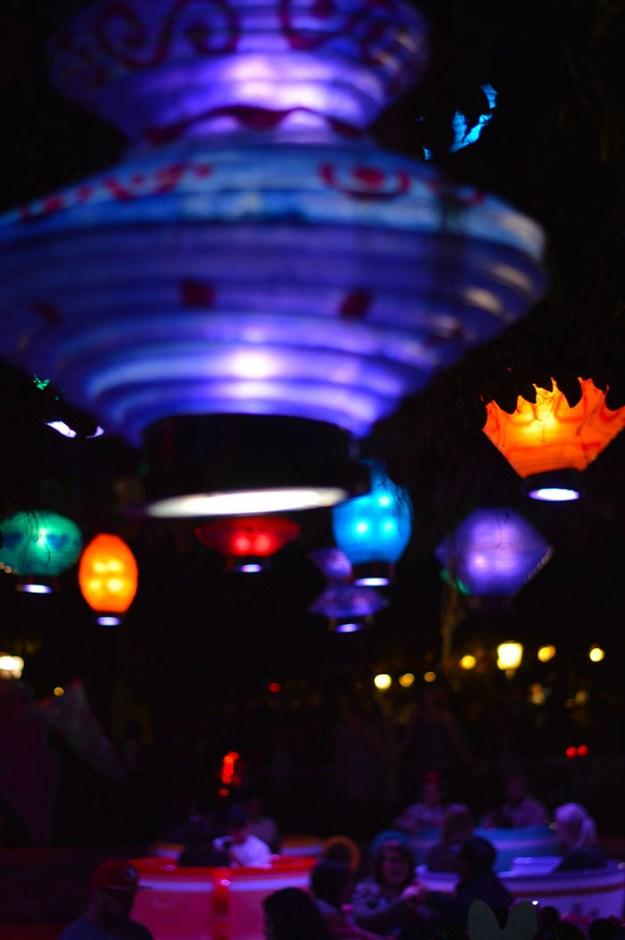Tea Cups Disneyland // Nattie on the Road