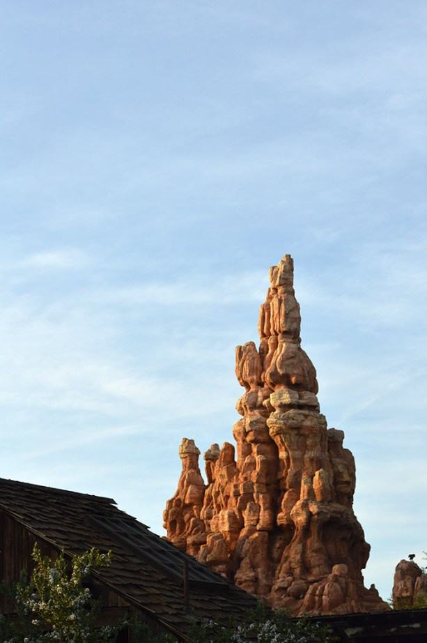 Thunder Mountain Disneyland // Nattie on the Road