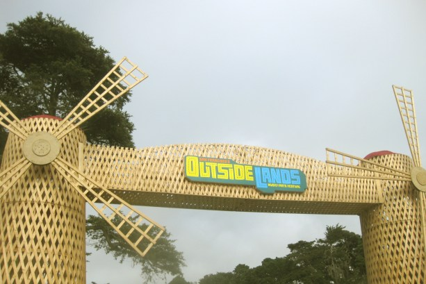 Outside Lands Wind Mills // Nattie on the Road