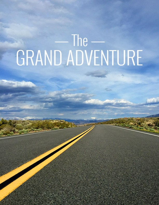 The Grand Adventure // Nattie on the Road