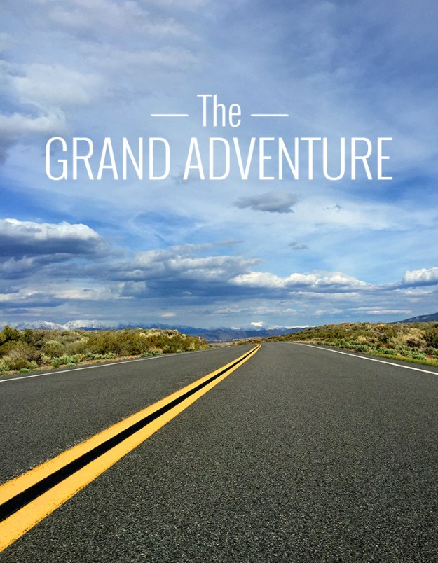 The Grand Adventure // Nattie on the Road