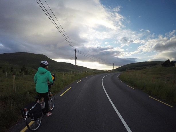 Ride off into the sunset and find your adventure! // Nattie on the Road