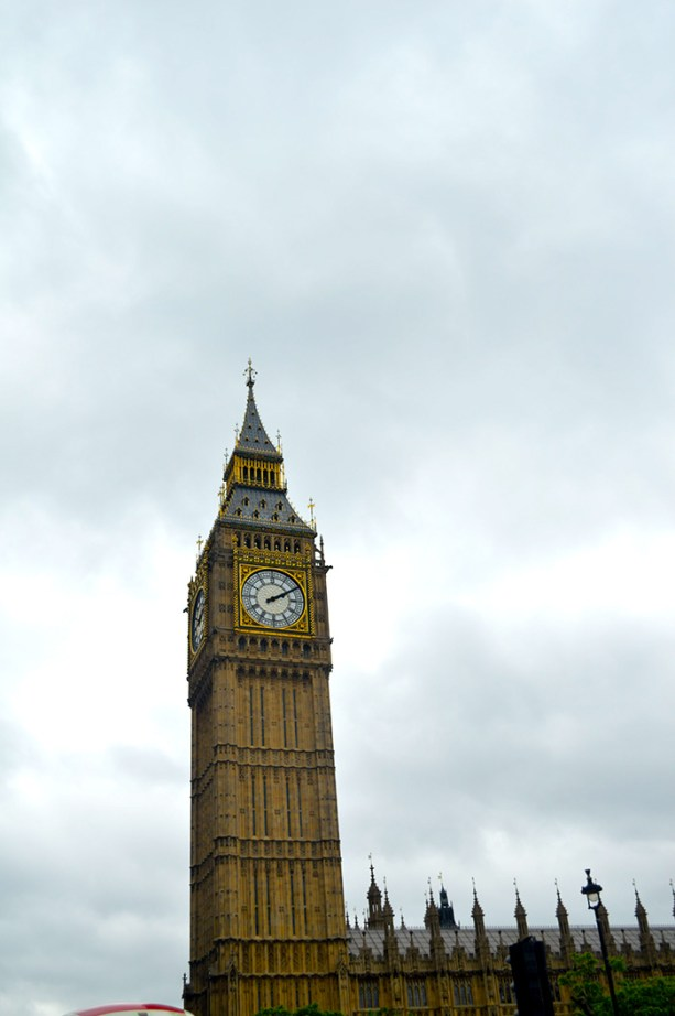 Big Ben, London // Nattie on the Road