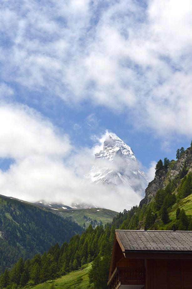 The Matterhorn // Nattie on the Road