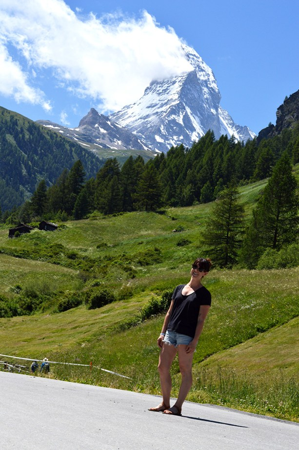 Take a day trip to the Matterhorn // Nattie on the Road