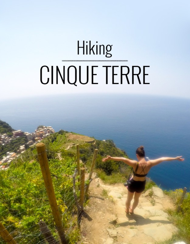 Hiking Cinque Terre // Nattie on the Road