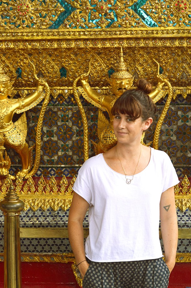 Temple attire // Nattie on the Road