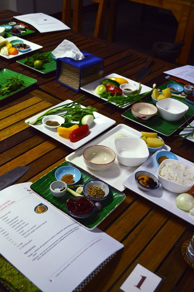 Take a Cooking Class in Bangkok // Nattie on the Road