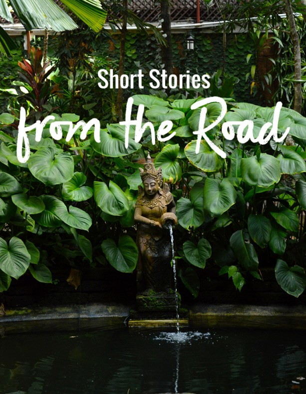 Short Stories from the Road // Nattie on the Road