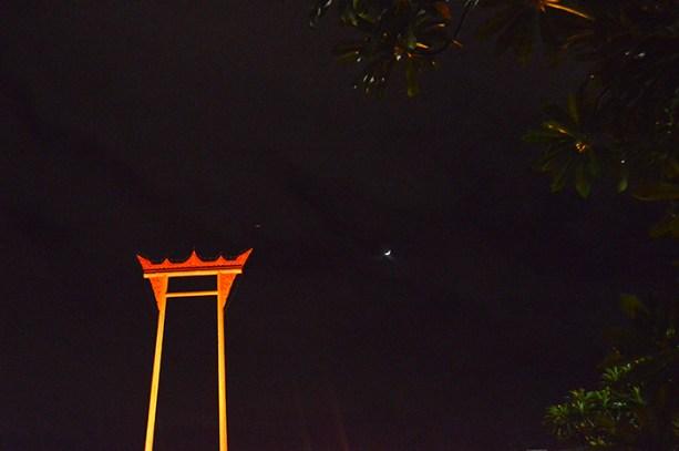 Giant Swing in Bangkok // Nattie on the Road