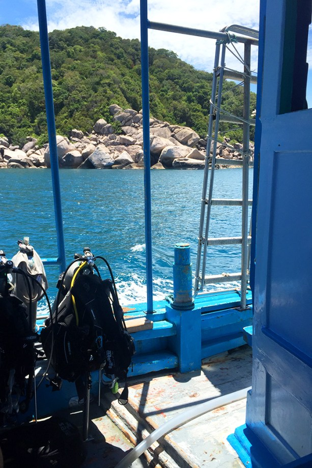 Koh Tao Thailand is the best place to learn to scuba dive!