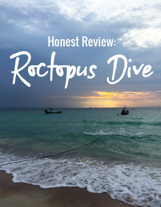 Honest Review: Roctopus Dive