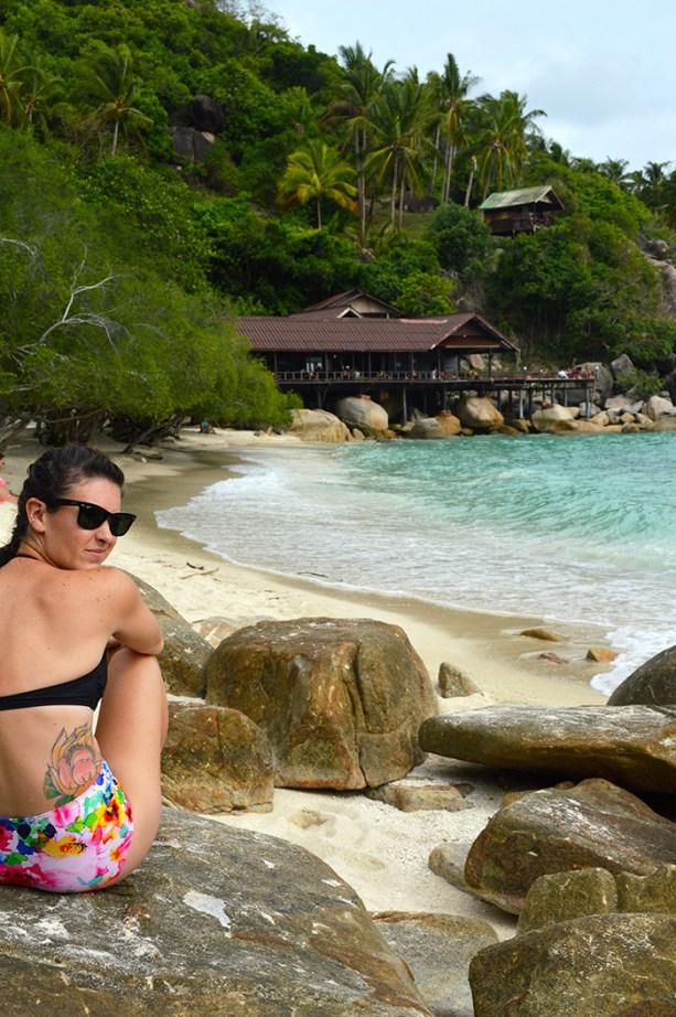 Freedom Beach - Koh Tao Thailand