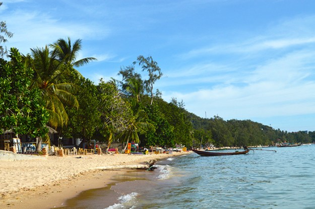 Sairee Beach - Koh Tao Thailand