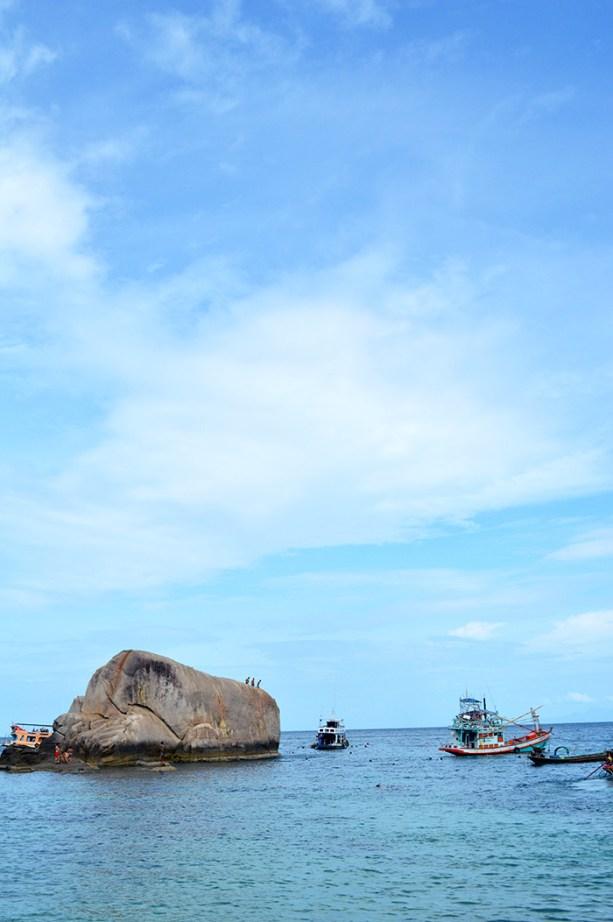 Tanote Bay - Koh Tao Thailand