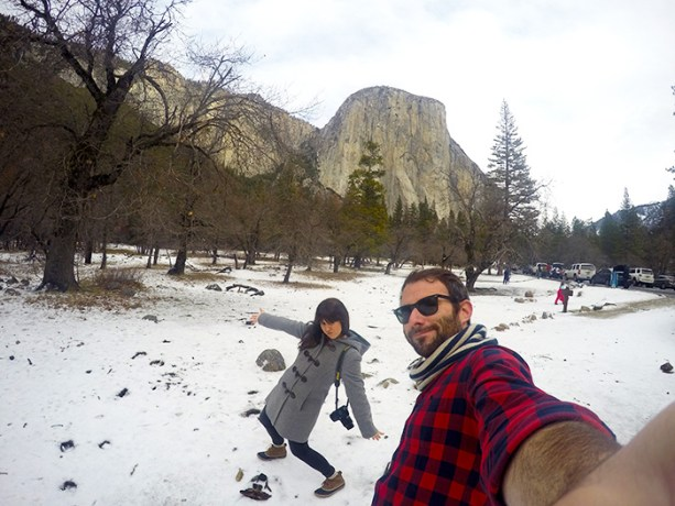 Yosemite Getaway Weekend