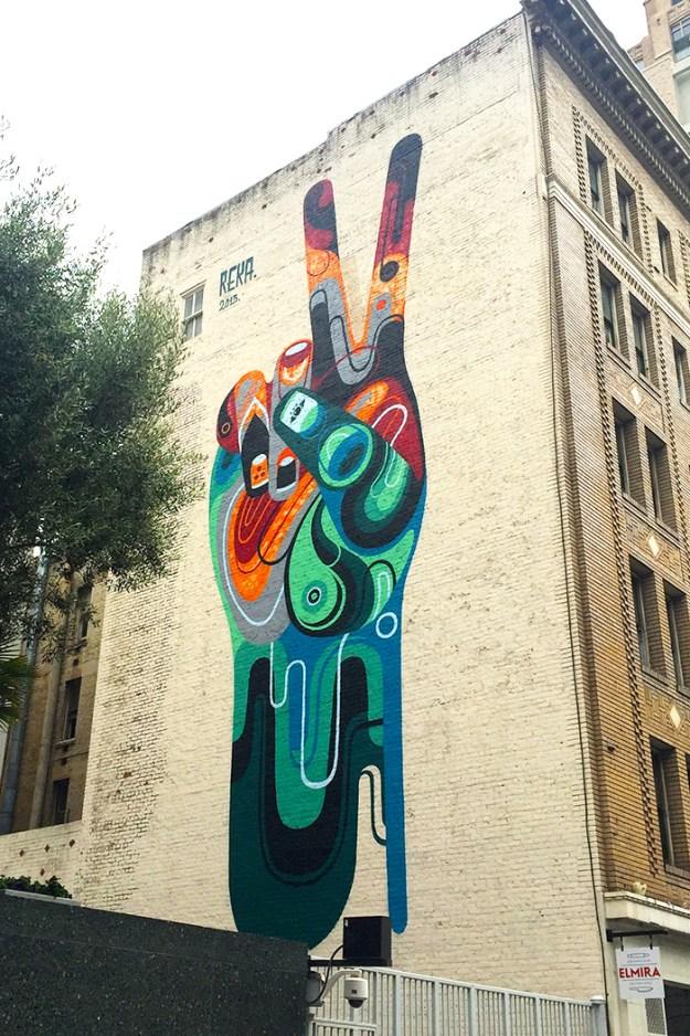 Mission Street Art