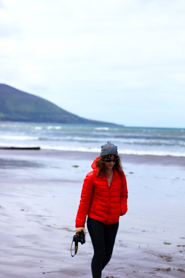exploring the west coast of Ireland