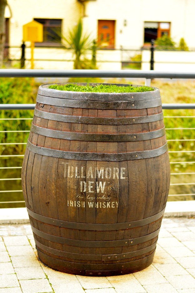Tullamore Dew Whiskey Distillery
