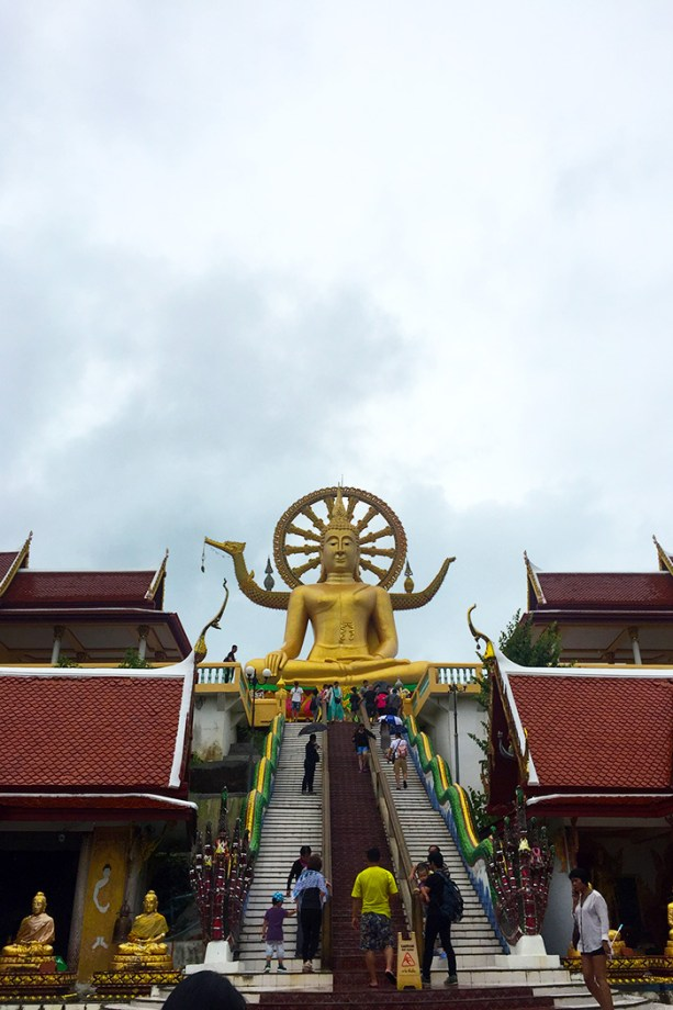 Big Buddha - Koh Samui Thailand