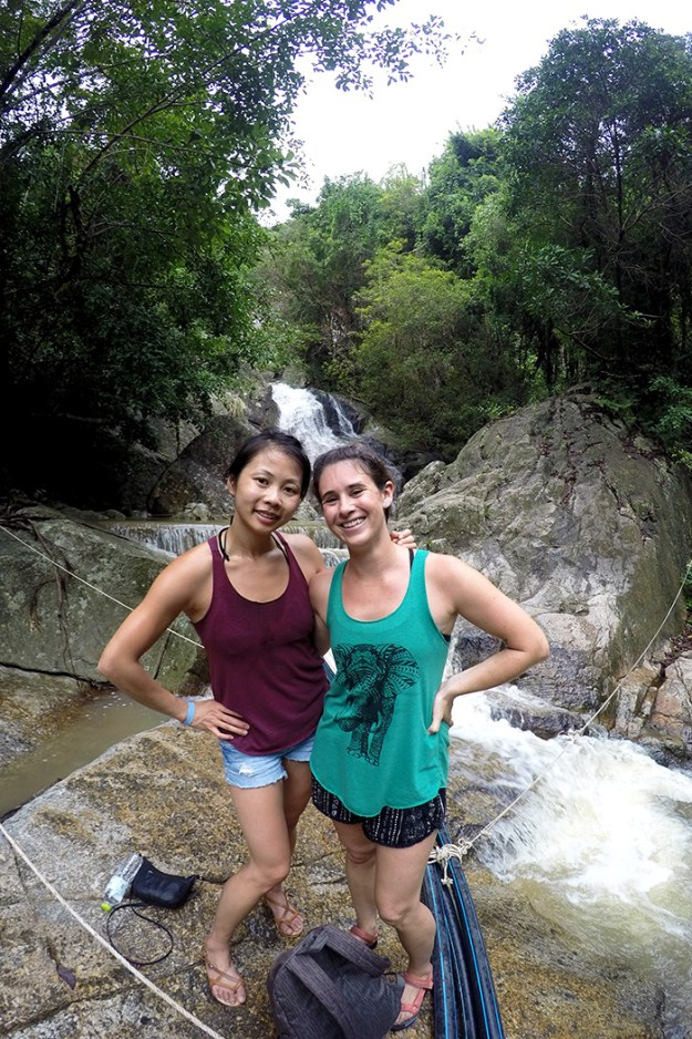Waterfall Hikes in Koh Samui