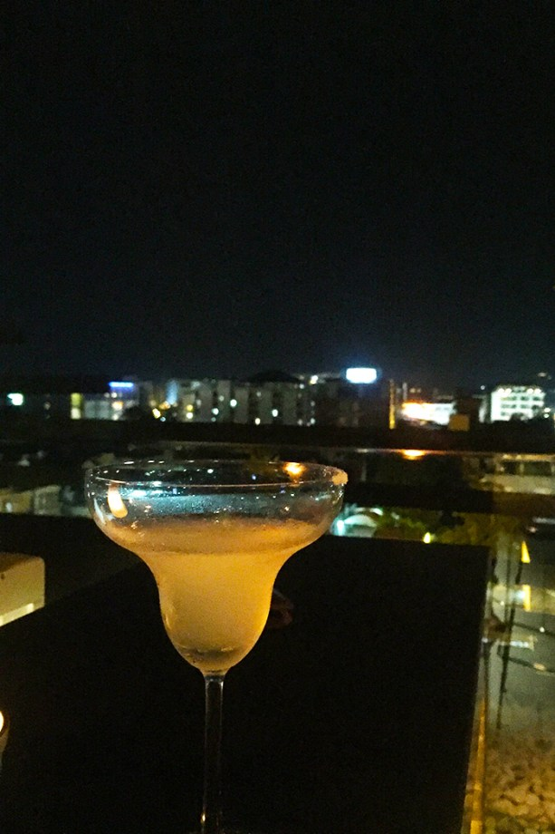 Rise Rooftop Bar - Chiang Mai