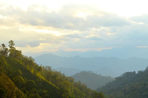 Mountains of Pai