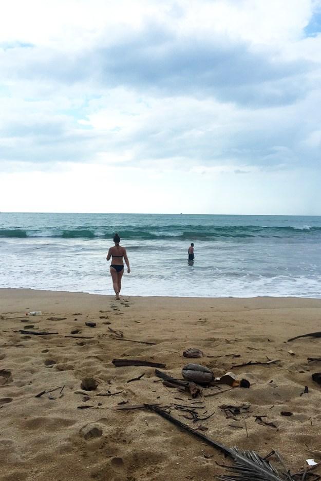 Beach day in Myanmar