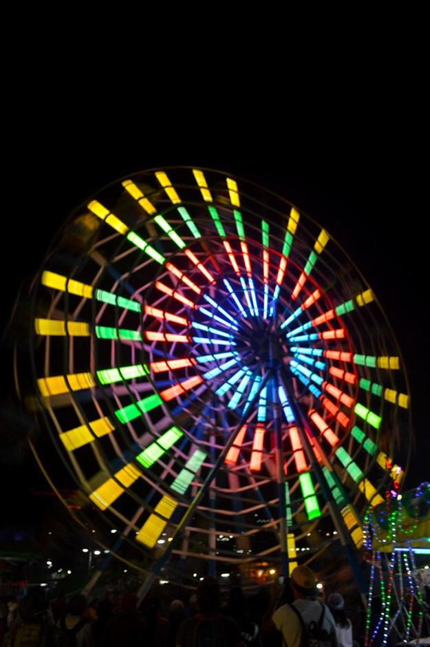 Myanmar fair ride