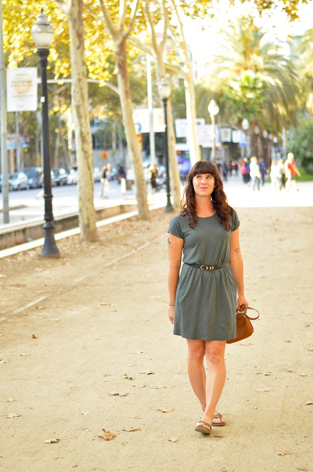 comfy cotton dress