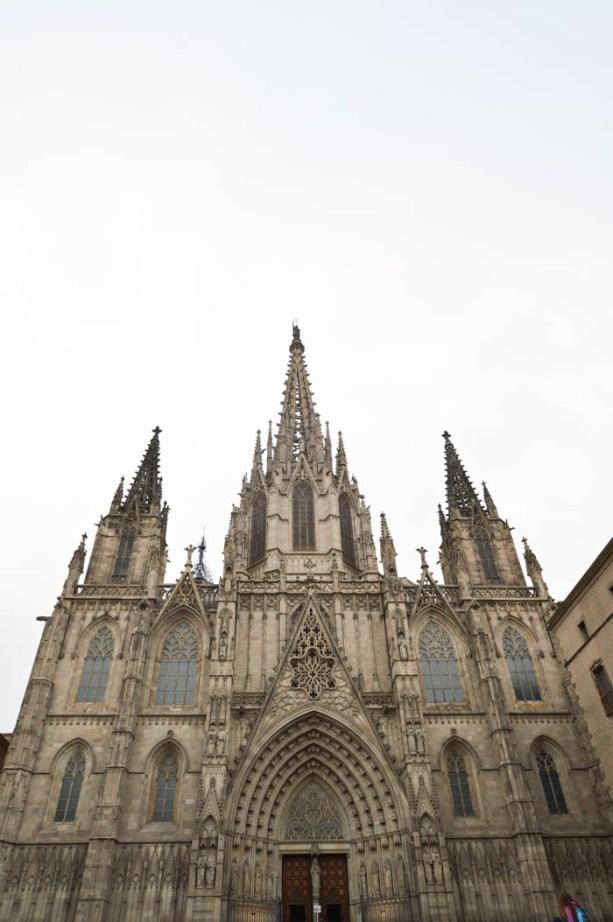 Basilica De Barcelona
