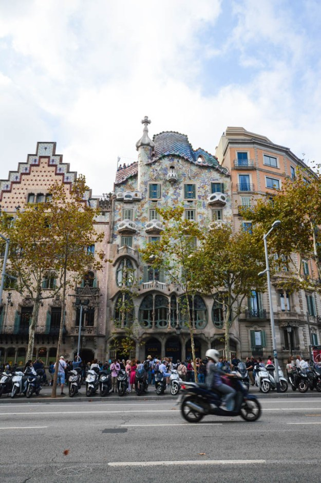 Gaudí Architecture