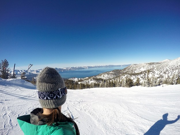 Snow Sports in Tahoe