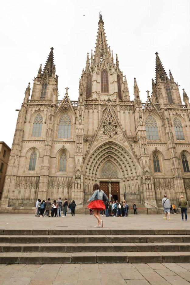 La Basilica de Barcelona