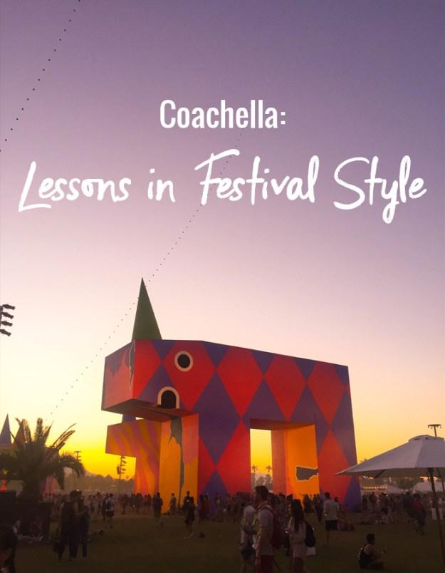 Coachella: Lessons in Festival Style