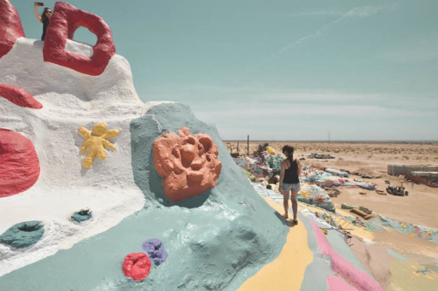 Salvation Mountain CA