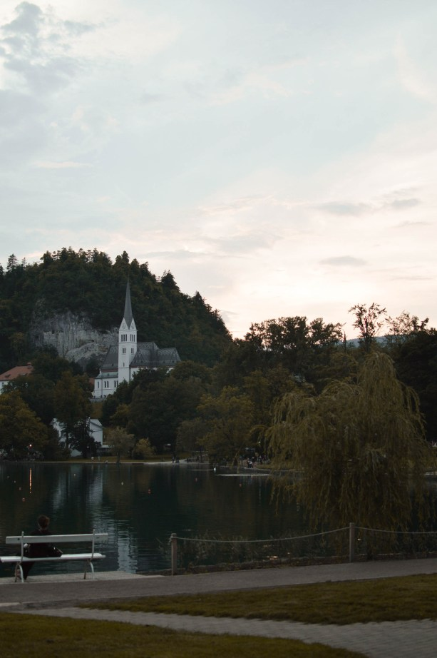 Slovenia looks like a fairy tale