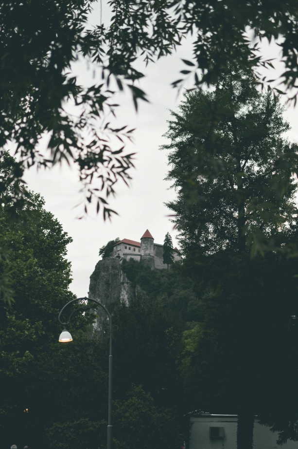 Bled Castle, Lake Bled