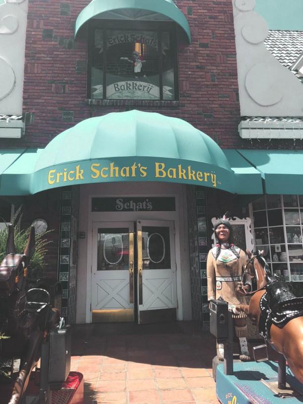 Schat's Bakery, Bishop CA