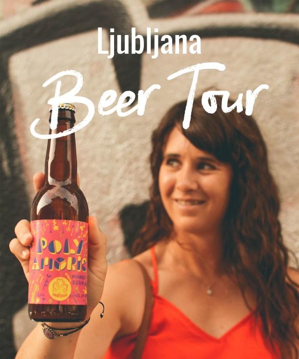 Ljubljana Beer Tour