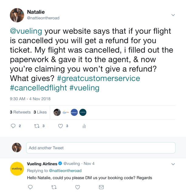 Honest Review: Vueling Airlines