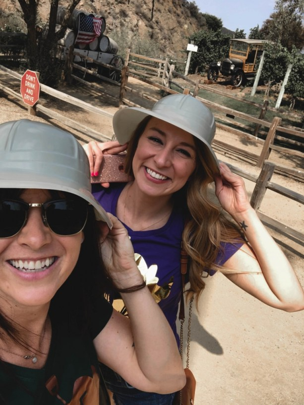 Fun at the Malibu Wine Safari