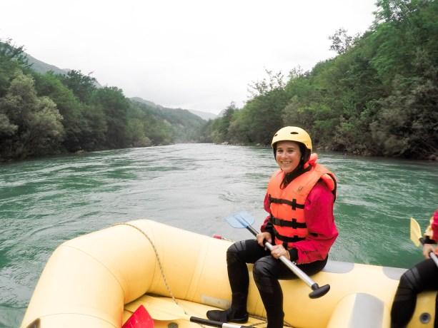 Rafting the Tara River