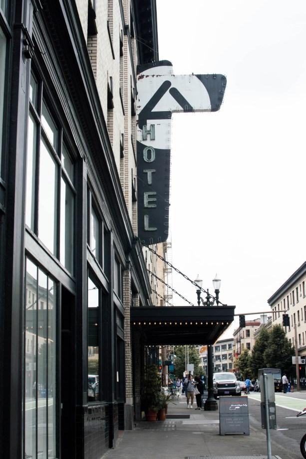 The Ace Hotel Portland