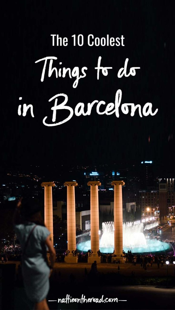 The 10 coolest things to do in Barcelona